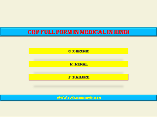 CRF-full-form-in-Medical-in-Hindi